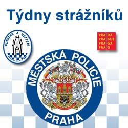 Týdny strážníků Městské Policie Praha